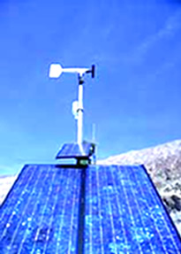 Windmill Solar Device